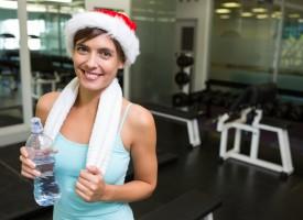 Contra los excesos de la Navidad, deporte