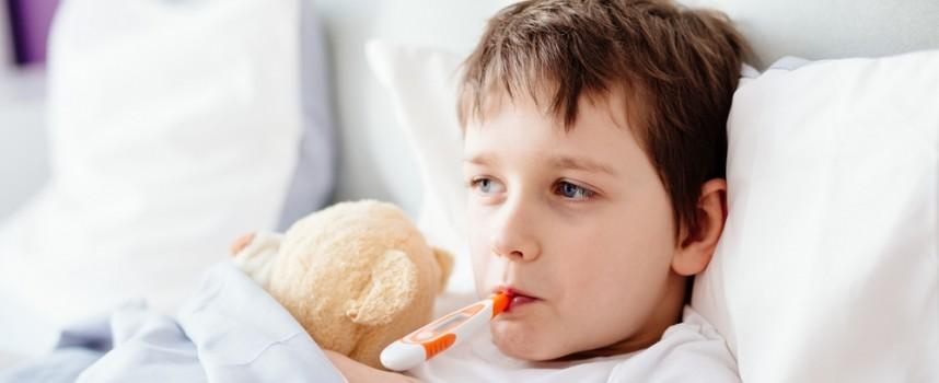 Decálogo para prevenir la gripe en niños
