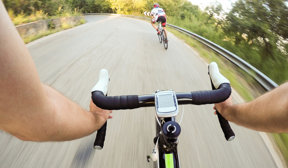 """Ciclismo, un excelente deporte excepto para tus """"partes"""""""
