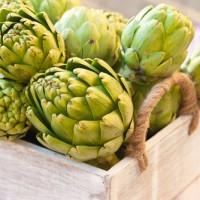 Los beneficios de las alcachofas