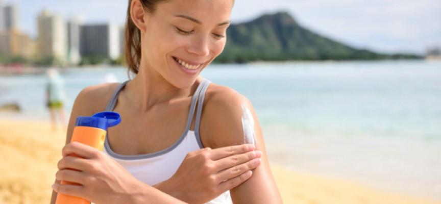 Sólo un 2,5% de la población sabe aplicar correctamente el fotoprotector