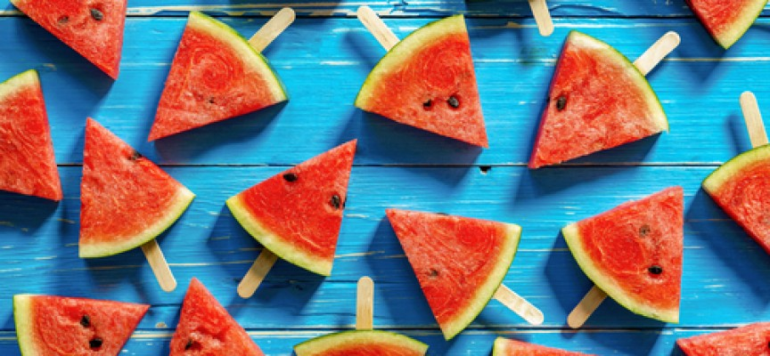 Cinco frutas de verano