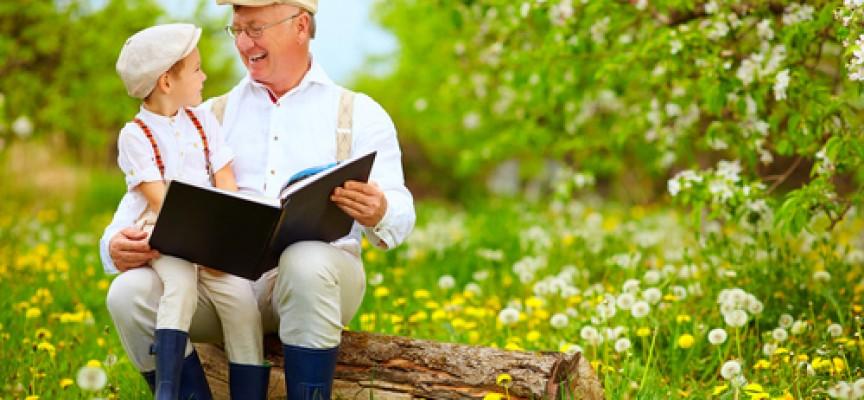 Publican un cuento interactivo sobre el Alzheimer