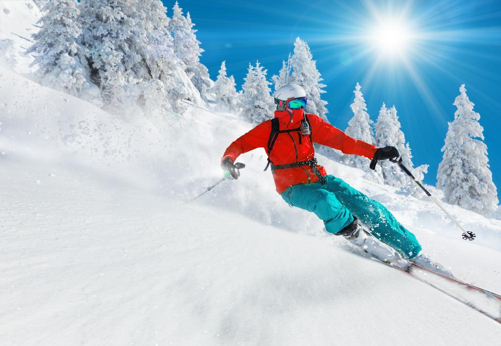 Esquí, ejercicios que preparan tu cuerpo para esquiar