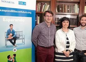 """""""Espondilitis con futuro"""", una programa de Novartis para aprender a manejar la enfermedad"""