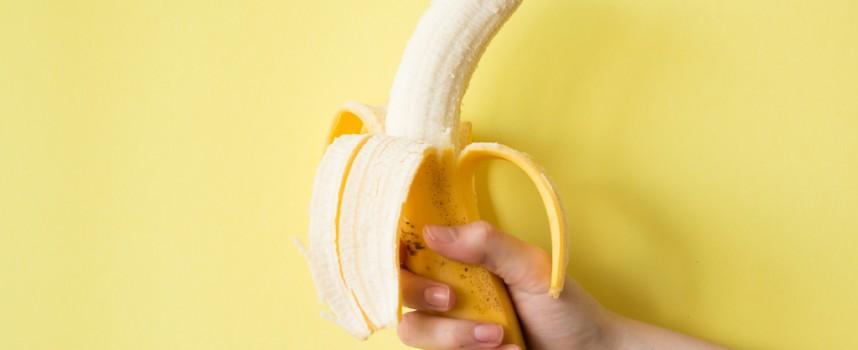 Propiedades del plátano: energía saludable