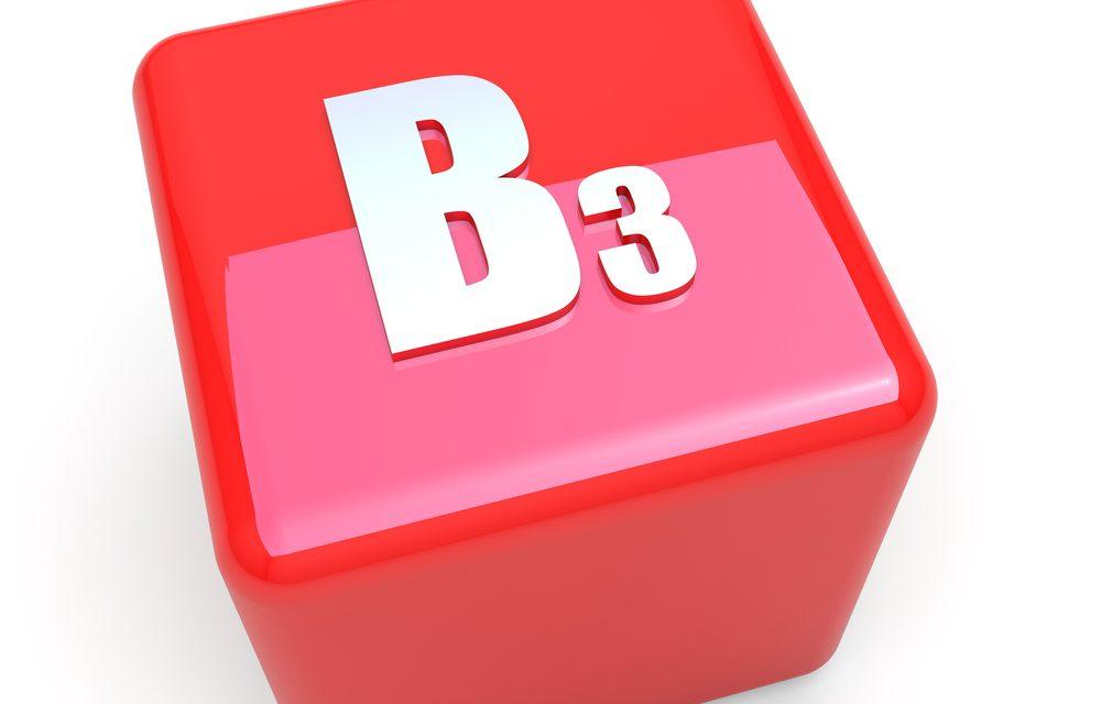 que es la vitamina b3