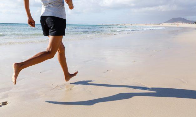 Correr descalzo, la vuelta a los orígenes
