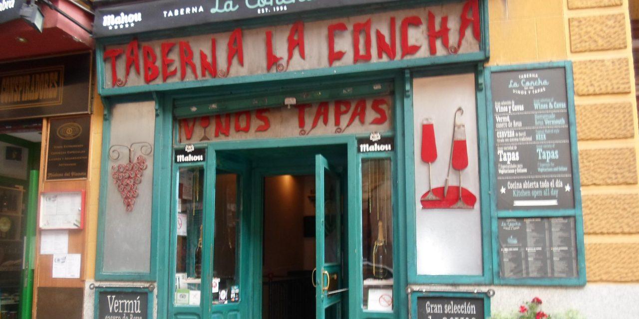 De tapas sin gluten por Madrid