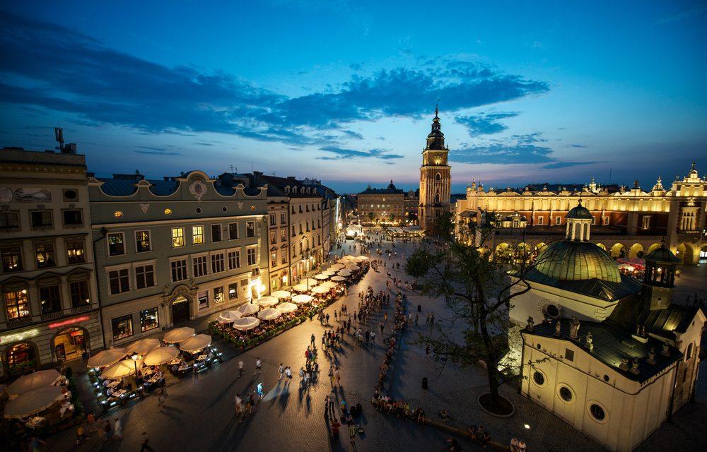 Con las pilas cargadas…desde Cracovia
