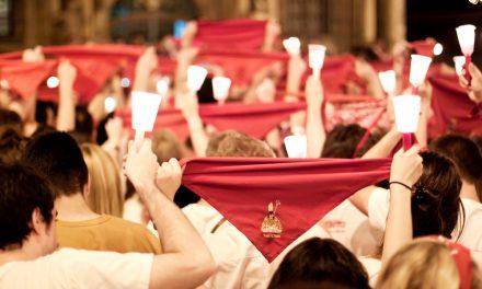 A San Fermín venimos por ser nuestro patrón