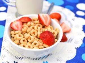 Desayuno y ejercicio