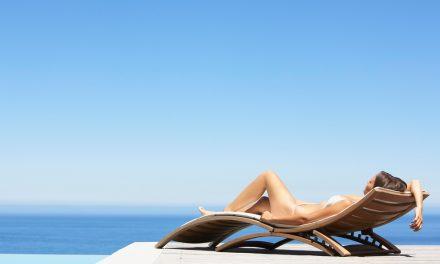 Manchas en la piel a causa del sol, ¡cuidado!