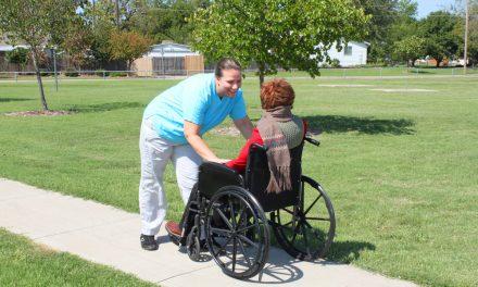 Objetivo: mejorar las condiciones de vida de quien no puede hablar ni moverse