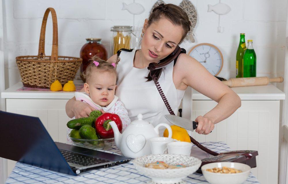 Carta a las madres con estrés, unas líneas para reflexionar