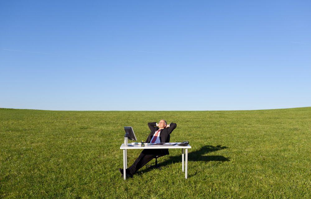 Buscando el bienestar en la oficina, mira cómo conseguirlo