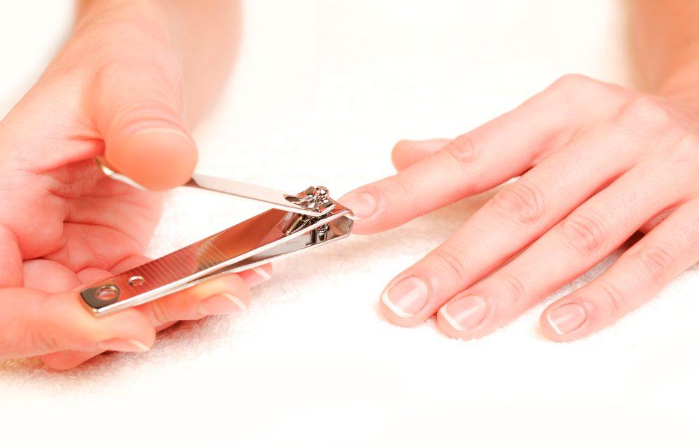 Aprende a cortarte las uñas, no es sólo cuestión de estética
