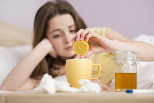Como prevenir resfriados en invierno