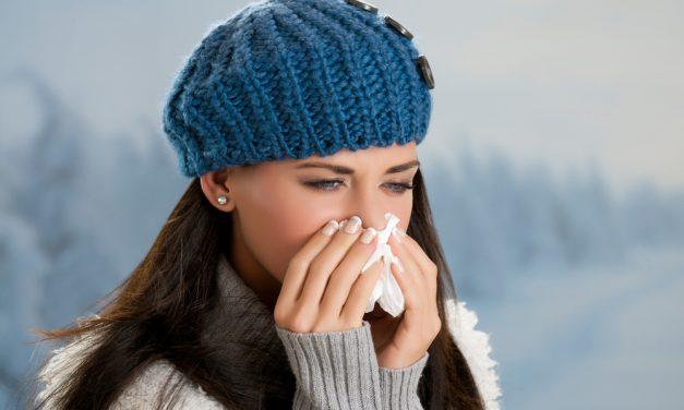 La razón de los estornudos. ¡Salud!