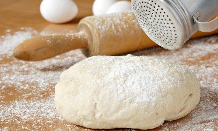 Los tipos de harina más utilizadas y sus propiedades