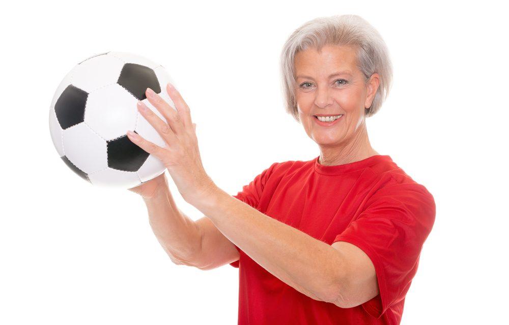 """""""Walking football"""", deporte y salud para mayores"""