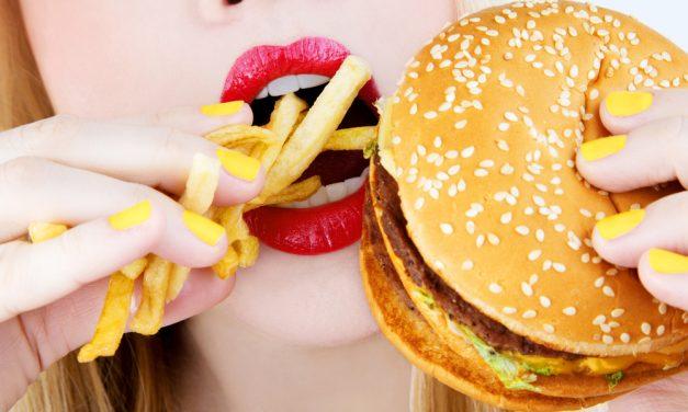 9 alimentos no saludables que debemos evitar