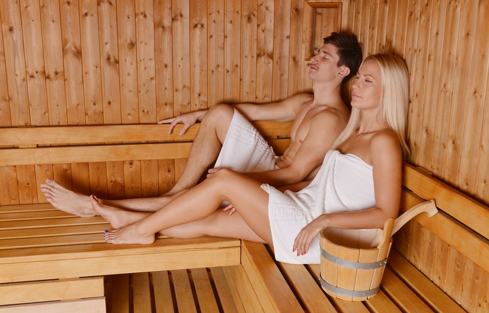 Tomar una sauna puede proteger nuestro corazón