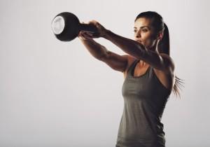 Ponerse en forma con ejercicios aeróbicos y anaeróbicos