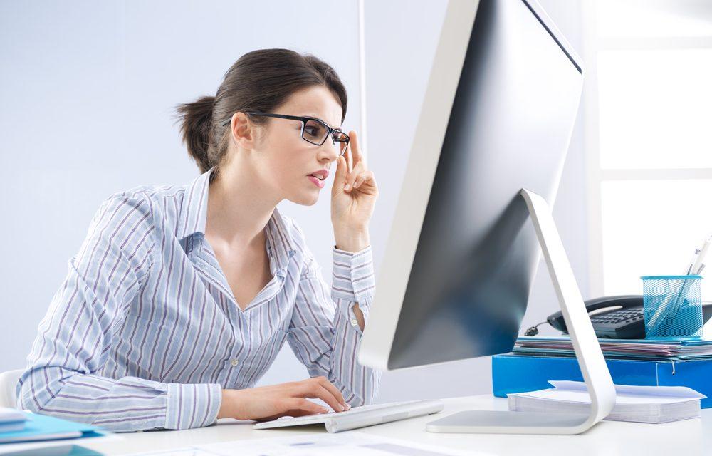 Consejos para proteger la vista de las pantallas