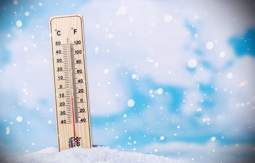 Nuestra calefacción central para protegernos del frío