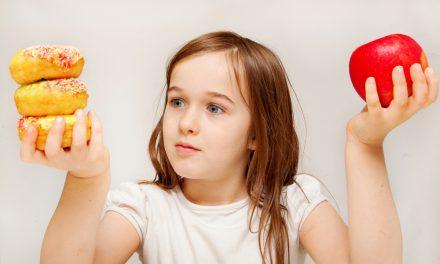 Obesidad infantil, consecuencia del estrés familiar