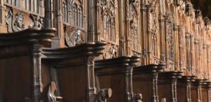 silleria coro santa maría la mayor najera2