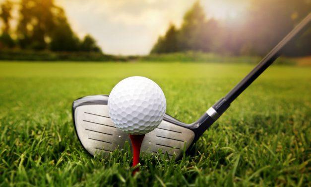 El golf tiene más desgaste físico del que se cree
