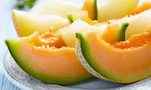 7 beneficios de comer melón