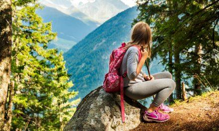 La saludable práctica del senderismo