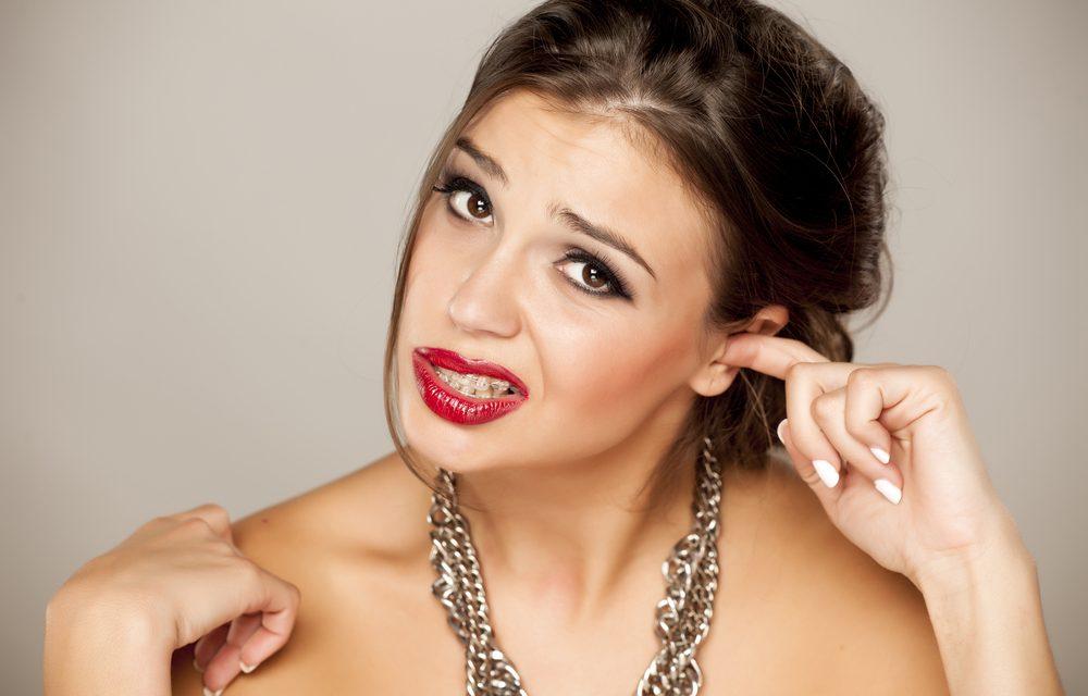 Aftas en la garganta y dolor de oido