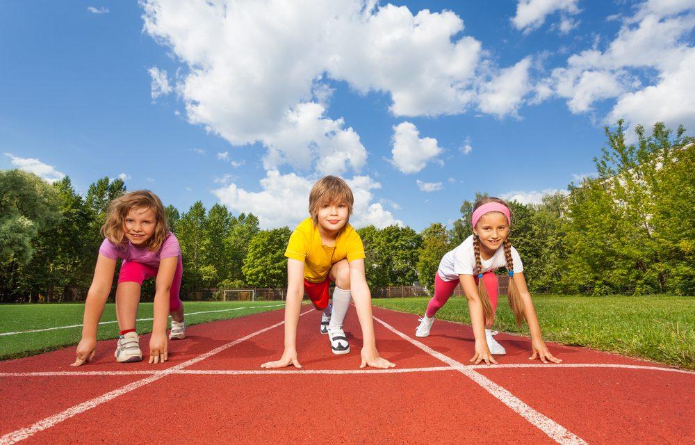 Claves para que los niños practiquen deporte con seguridad