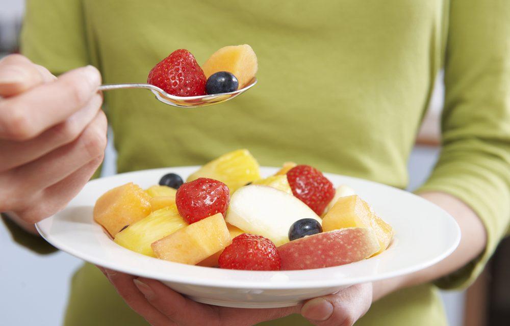 Como fruta y engordo… ¿por qué?