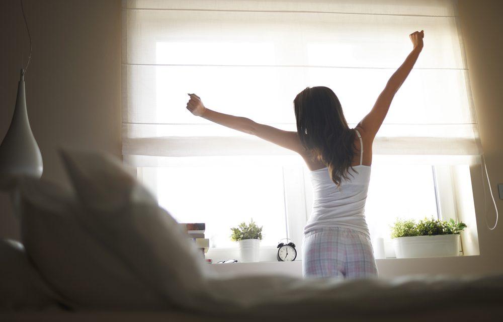Dormir bien, clave para nuestra salud. 10 consejos para descansar profundamente.