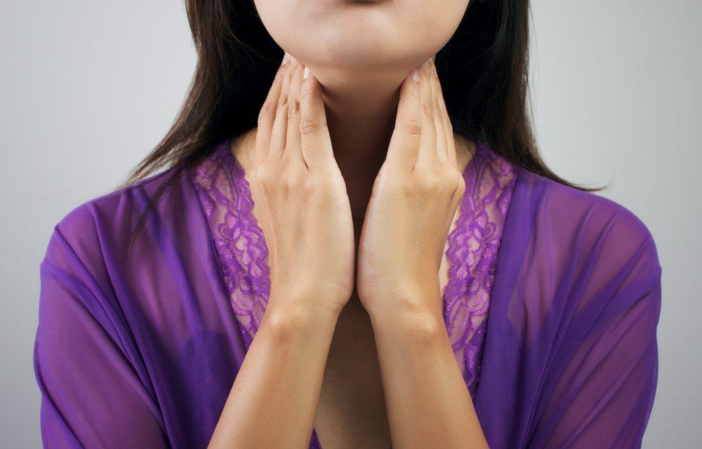 Sufrir una disfunción tiroidea sin saberlo