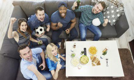 Fútbol y tapeo, pero saludable