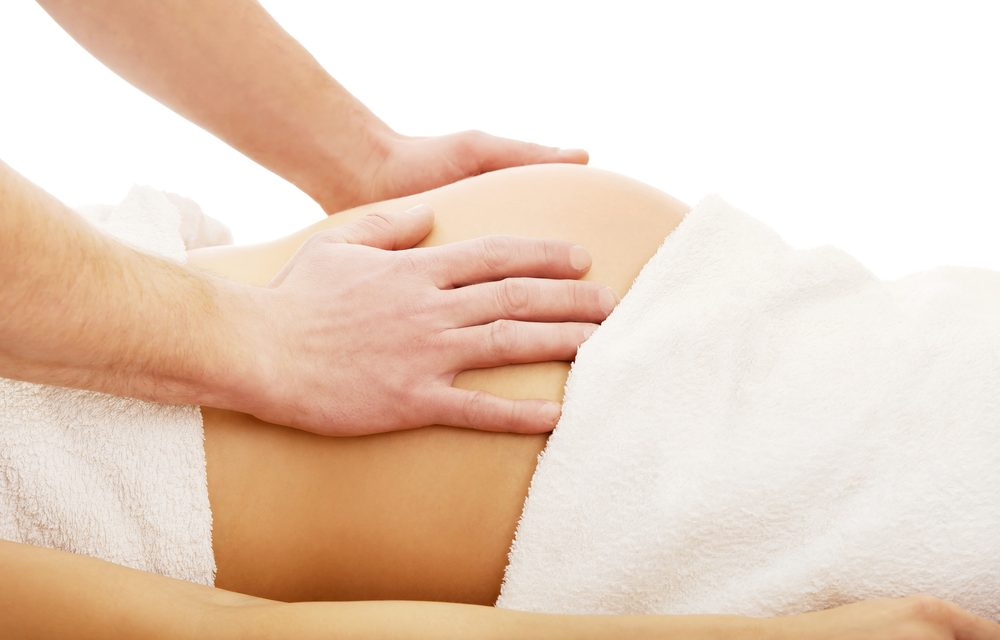 Fisioterapia durante el embarazo