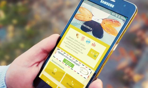 Semana Santa sin gluten: Lanzan una app que envía avisos a los celiacos de los restaurantes aptos cercanos