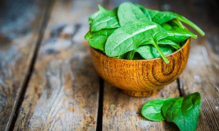 Espinacas: beneficios para nuestra salud