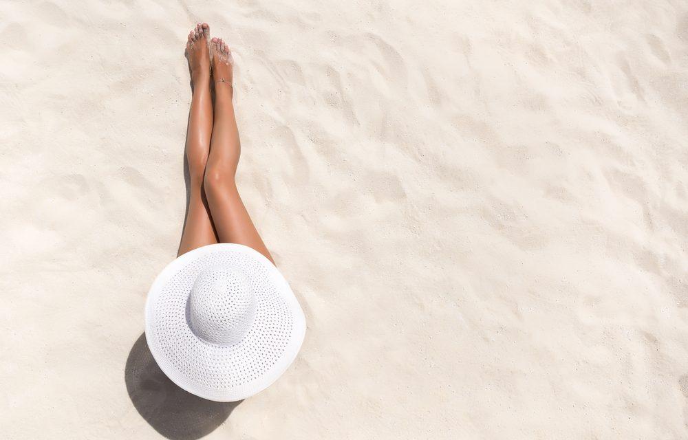 Conseguir un bronceado perfecto es posible cuidando la piel