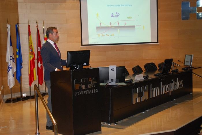 HM Hospitales acoge el MIBE. Madrid, Capital Mundial de la Endoscopia Bariátrica