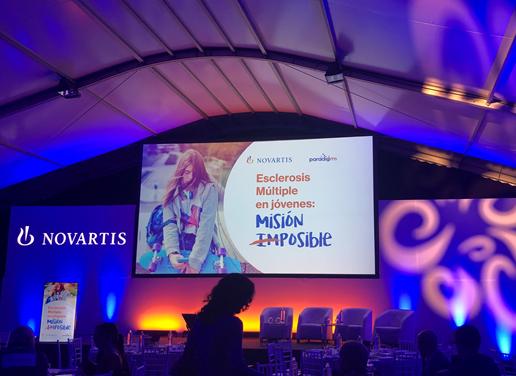 Novartis innova en Migraña y Esclerosis Múltiple