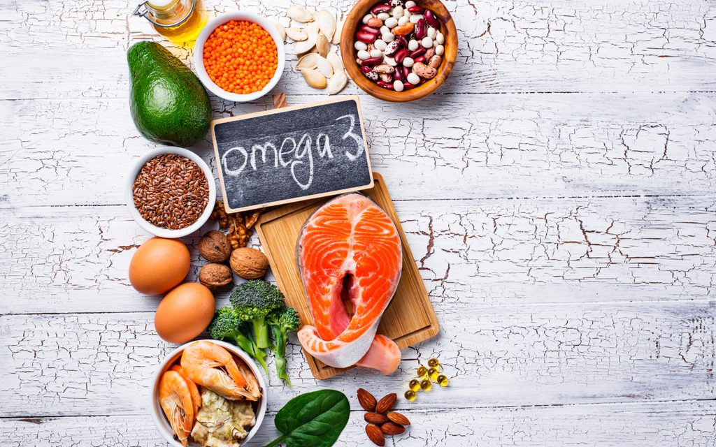 Omega 3 y sus Beneficios ▷ Fundamentales para la Salud ✅