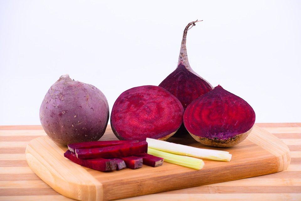 Nutrientes y beneficios de la remolacha